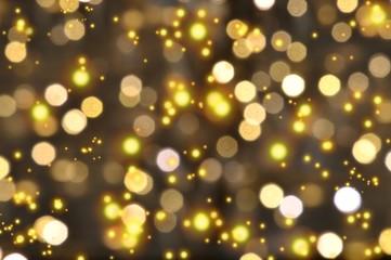 Golden lights #1