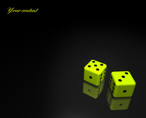 symbol of a successful gambling