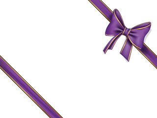purple ribbon