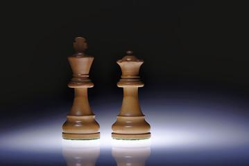 Königliches Paar 3