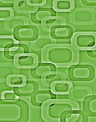 retro stil background 70s green