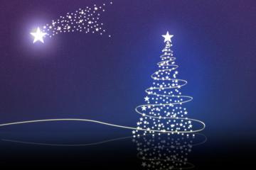 Weihnachtsbaum II / Christmas tree
