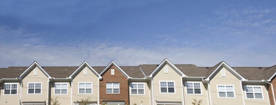 apartment roofline