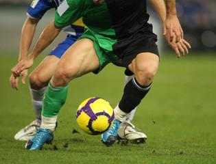 Futbol accion