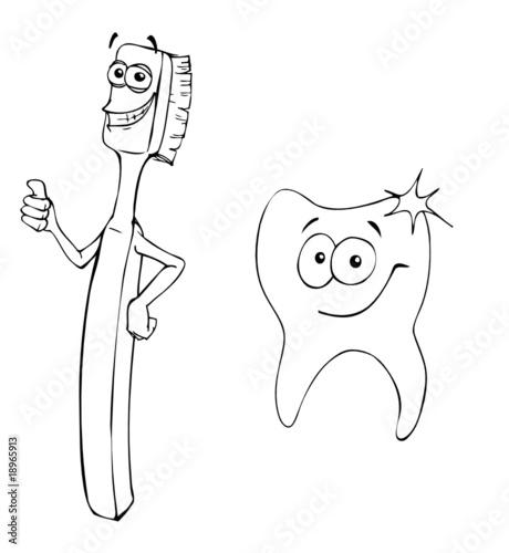 Zähneputzen, Zahn, Zähne, Zahnarzt, Zahnbürste\