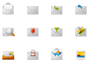 Pixio set #10 - Email & Communication icon