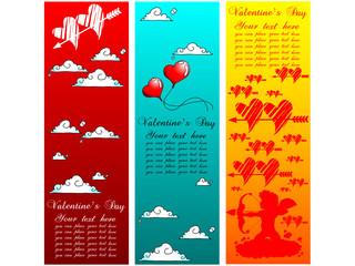 Valentine's Day Banner 3