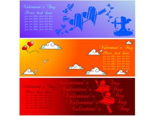 Valentine's Day Banner 4