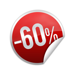 Prozente Sticker