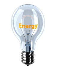 Energy Lightbulb