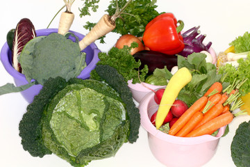 Healthy food is base for happy long life