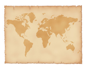 world old parchment