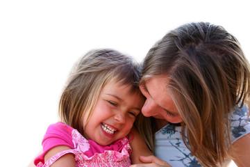 rire avec son enfant