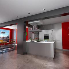Breathtaking kitchen