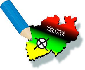 Landtagswahl Nordrhein-Westfalen 9. Mai 2010