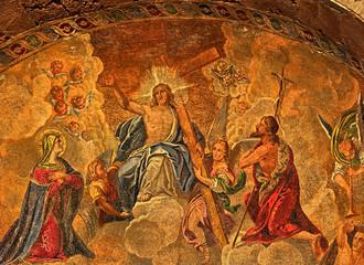 Facade Mosaics  of Basilica San Marco