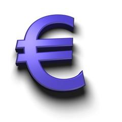 Euro Blau