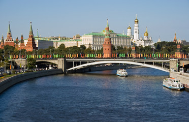 Fotomurales - Moscow