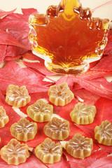 Maple taste