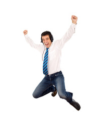 Promotion happy dance