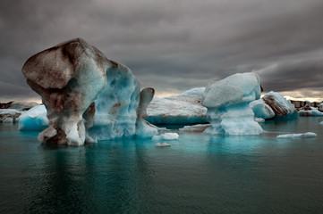 Photo sur Plexiglas Glaciers Island