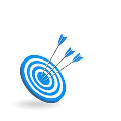 Sports target
