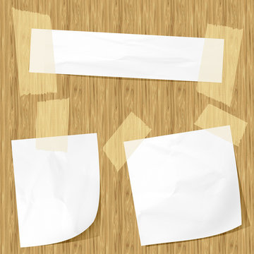 Biglietti per Appunti-Paper for Notes-Papier et Scotch