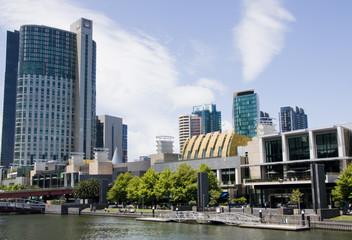Melbourne boardwalk