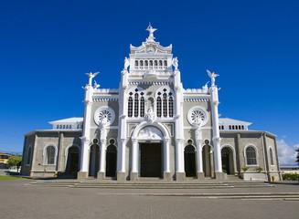Santurio Nacional in Cartago, Costa Rica