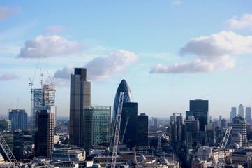 Fotobehang London London skyline
