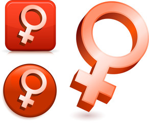 Female Gender Symbols