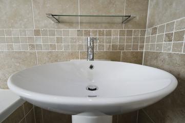 large hand wash basin