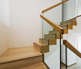 Photo sur Plexiglas Escalier luxury staircase