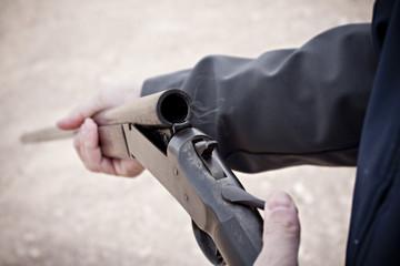 Smoking Gun Barrel