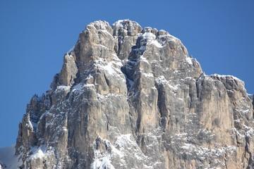 View of Alps..Dolomiti..Italy