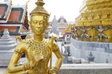 Wat Phra Kheo, Bangkok, Thailand