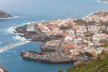 Garachico auf Teneriffa - Garachico on Tenerife