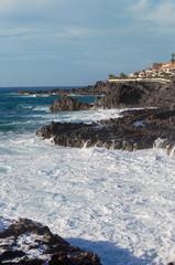 Harte Brandung - Teneriffa - Hard breakers - Tenerife