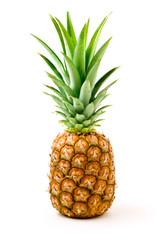 a ripe pineapple