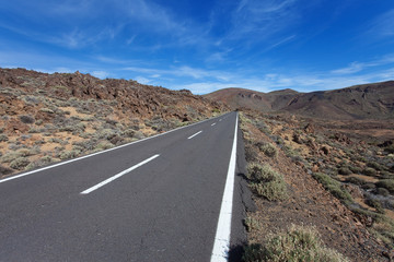 Straße zur Freiheit - Teneriffa - Street of freedom - Tenerife
