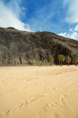 Sandstrand von San Andrés - Teneriffa - Tenerife