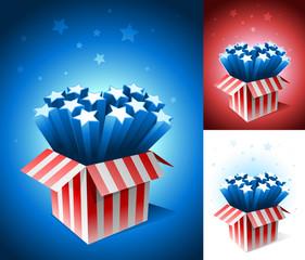 American star box