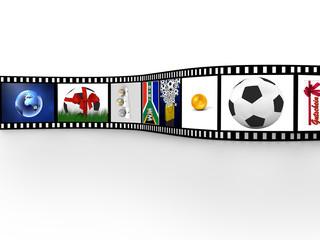 "Farbfilm - ""Fußball"""