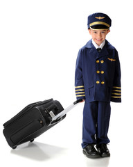 Little Pilot on the Go