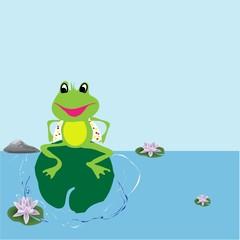 Frog joy