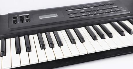 Workings keys of musical instrument