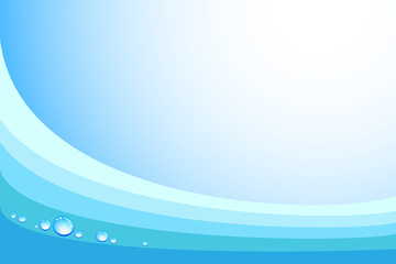 Acqua astratto