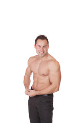 A Sexy muscular man