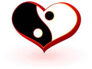 Symbol of heart