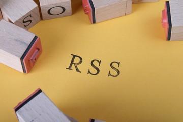 kleine Stempel RSS